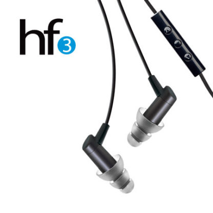 HF3 High-Performance Noise-Isolating Earphones