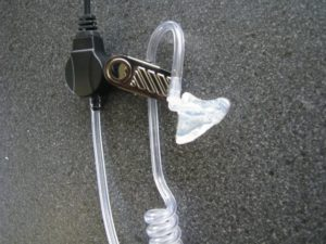 Custom Broadcaster Earpiece