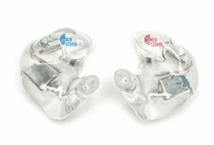 Evolve Earpieces - Custom Hearing Protection