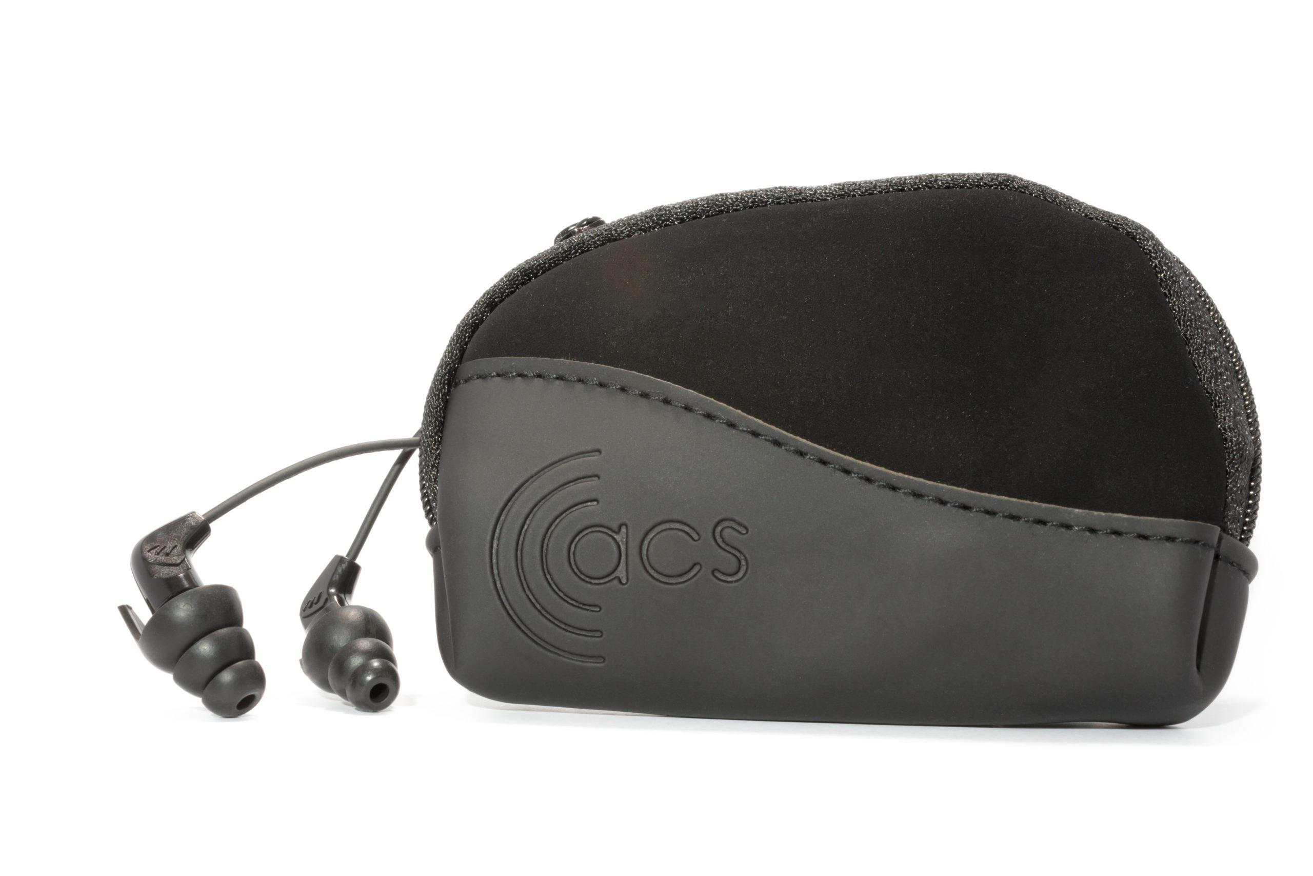 ACS Pro-fit earphones