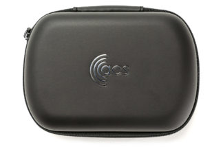In-Earn monitor zip case for storage