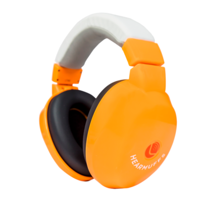 Infant hearing protection Hearmuffs
