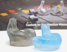 Custom-moulded In Ear Monitors