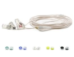 Hearing protection sets for the communication industry