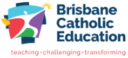 logo brisbane catholic education
