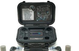Etymotic Music Pro Elite plugs and case